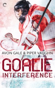Spring 2019 book releases goalie interferance by avon gale and piper vaughn