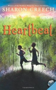 books for girls who don't like to read heartbeat by sharon creech