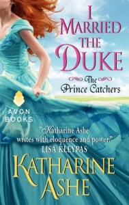 romance novels set in ireland i married the duke by katharine ashe