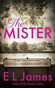 Spring 2019 new releases the mister by e. l. james