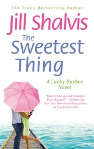 older couples in romance the sweetest thing by jill shalvis