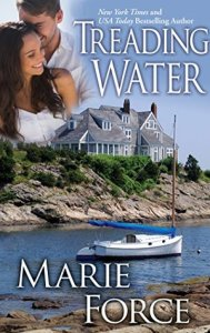 romance novels featuring older couples treading water marie force