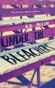 Spring 2019 reading list under the bleachers by k.k. allen