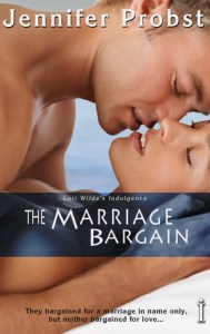 steamy reads for your summer reading list the marriage bargain marriage to a billionaire #1 by Jennifer Probst