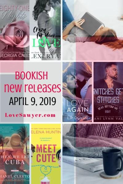 April 9, 2019 Book Releases