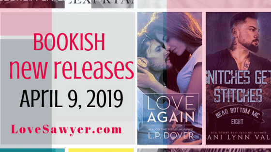 April 9, 2019 Book Releases