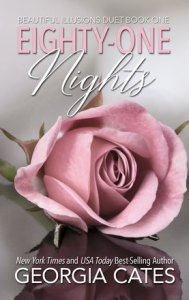 April 9, 2019 book releases eighty-one nights by georgia cates