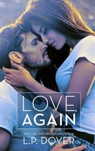April  9, 2019 new releases love, again by l. p. dover
