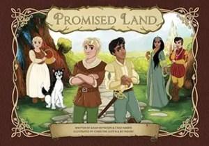 Gay MM LGBT fairy tale retellings promised land by adam reynolds