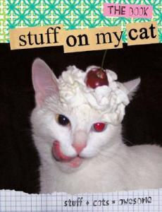 Book for cat lovers The Book of Stuff on my Cat by Mario Graza