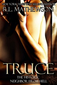 Bully to lover romance novels Truce by R. L. Mathewson