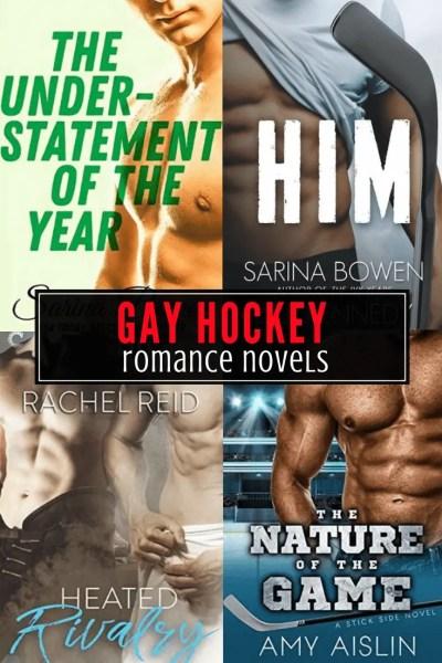 Gay Hockey Romance Novels