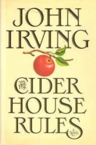 Rainy Day Reads: Cider House Rules