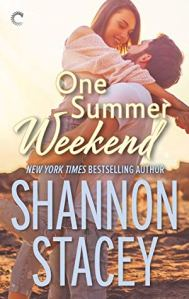 August 2019 book releases One Summer Weekend by Shannon Stacey