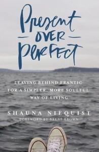 Self Care Books to read: Present Over Perfect