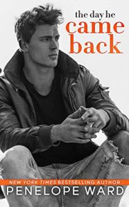 August 2019 new books The Day He Came Back by penelope ward