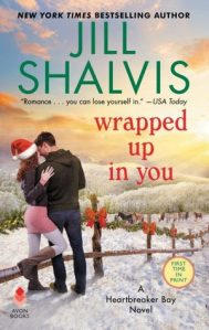 Christmas romance novel: Wrapped Up in You