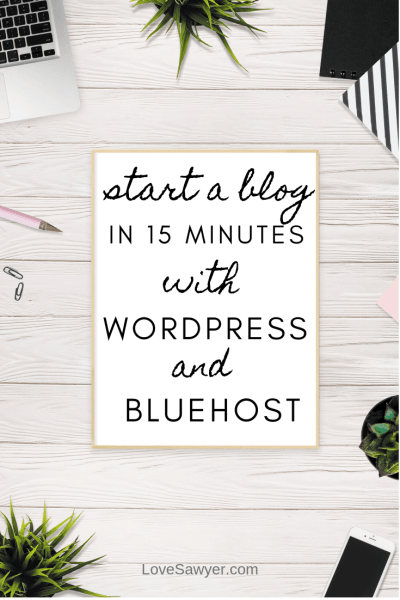 How to Start a Blog the Quick and Easy Way