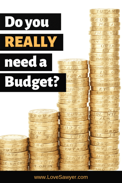 What is a budget and do you really need one