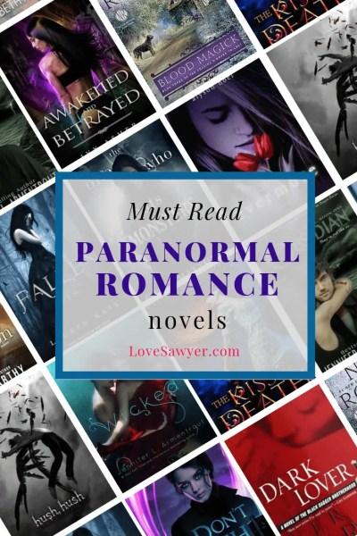 Amazing Paranormal Romance novels