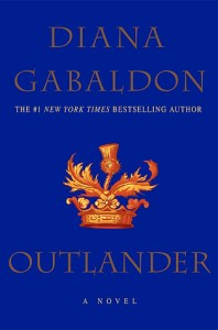 Time travel love stories: Outlander by Diana Gabaldon