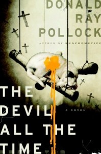 most anticipated book to movie adaptations of 2020 the devil all the time
