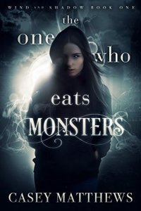 Paranormal Romance: the one who eats monsters by casey matthews