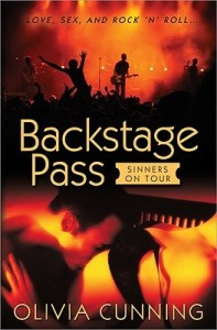 Rock Star Romance: Backstage Pass by Olivia Cunning