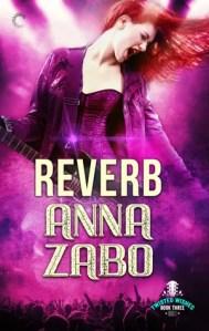 Rock Star Romance: Reverb by Anna Zabo