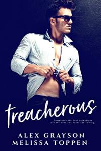 December 2019 Book Releases: Treacherous by Alex Grayson