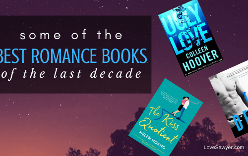The best romance books of the last decade