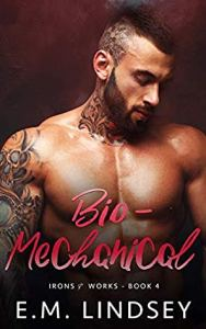 Best gay romance 2019 Bio-Mechanical by E.M. Lindsey