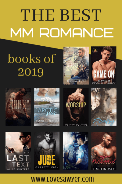 The Best Gay romance novels of 2019