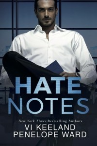 Secret Identity Lovers Hate Notes by Vi Keelan
