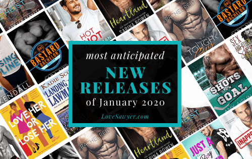 January 2020 book releases