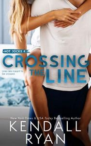 January 2020 Book Releases crossing the line by kendall ryan
