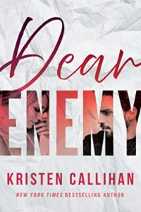 March 2020 new book releases Dear Enemy by Kristen Callihan