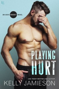 Celebrity Romance Books Playing Hurt by Kelly Jamieson