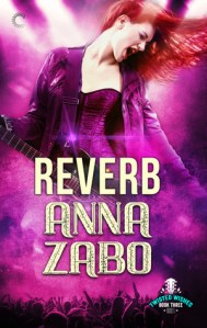 Romance novels with celebrities Reverb by Anna Zabo