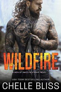 Most anticipated romance of March 2020 Wildfire by Chell Bliss