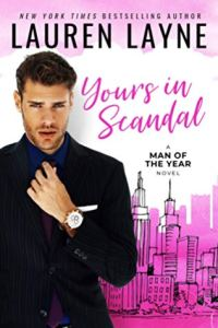 March 2020 New Romance books Yours in Scandal by Lauren Layne