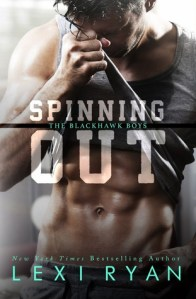 New adult romance Spinning Out by Lexi Ryan