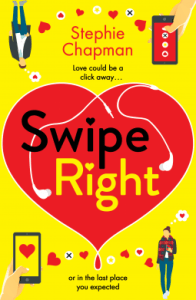 The best book releases of May 2020 Swipe Right by Stephie Chapman