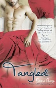 Workplace romance novels Tangled by Emma Chase