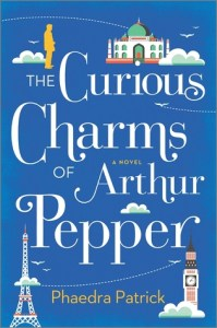 Books that will make you happy The Curious Charms of Arthur Pepper by Phaedra Patrick