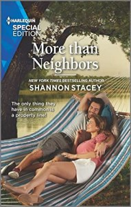 most anticipated romance releases More than Neighbours by Shannon Stacey