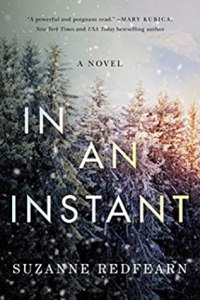 Snow day reads 2021 In an Instant by Suzanne Redfearn