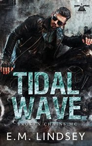 January 2021 gay romance releases Tidal Wave by E.M. Lindsey
