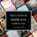 The ultimate snow day reading list