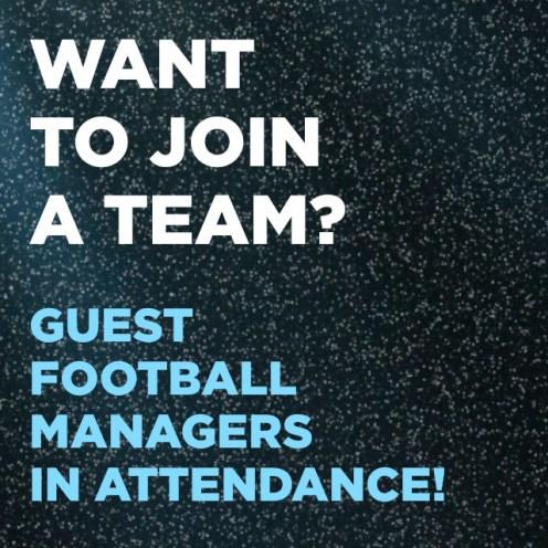 Join a Football Team